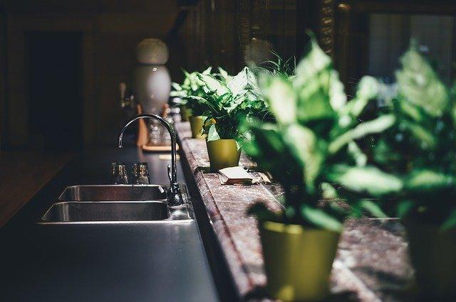 Lebih Hemat Ruang, Berikut 6 Model Kitchen Set IKEA Minimalis